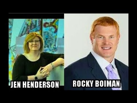 Transgender Issues with Jen Henderson and Rocky Boiman
