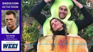 Tom Brady: Gisele Bundchen Picks Our Halloween Costumes