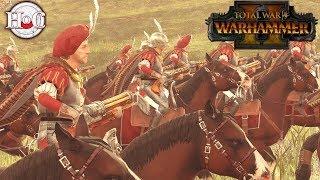 Karl's Wolf Pack - Total War Warhammer 2 - Online Battle 85