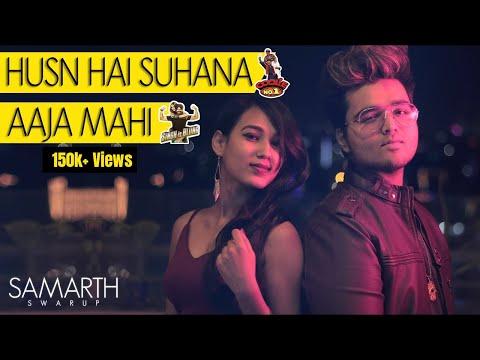 husn-hai-suhana-/-aaja-mahi-[mashup-cover]-samarth-swarup-(govinda-|-akshay-kumar)-|-vaishali