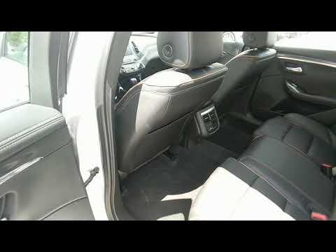 2018 Chevrolet Impala Clearwater FL VP117172
