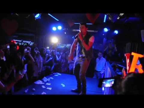 Faydee - laugh till you cry (Live concert Bucuresti 13 Feb 2013)