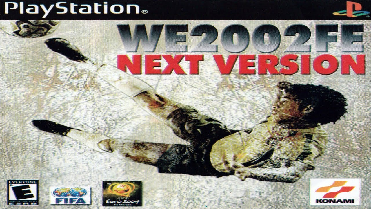 We2002fe Next Version Winning Eleven 2002 Final Evoloution Next Version You
