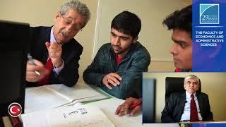 Faculty Of Economics And Administrative Sciences - Asst. Prof. Burhan Göklemez