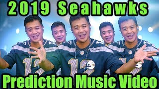 2019 Seahawks Prediction Music Video PARODY OF Lil Tecca, Post Malone, Cardi B (NorbCam Song Parody)