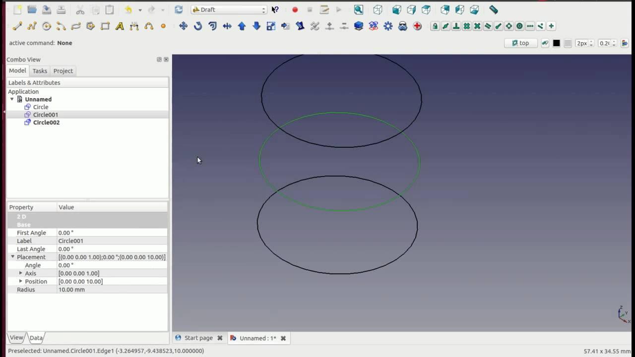 FreeCAD Tutorials - Part 2 - CAD Basics