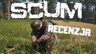 Czy SCUM To Dobra Gra? Recenzja Prawdziwego Survivalu w Stylu DayZ   PC 1440P gameplay po polsku