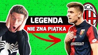 Reakcja LEGENDY na transfer Piątka do Milanu!