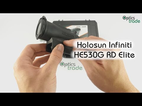 Holosun Infiniti 530G RD Elite red dot sight | Optics Trade Reviews