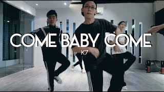 MDS | Hip Hop for Beginners (K7 - Come Baby Come) by JL