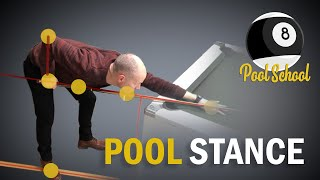 The Stance - P๐ol Tutorial | Pool School