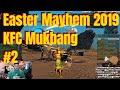 Easter Mayhem 2019 Entropia Universe Part 2. KFC Mukbang
