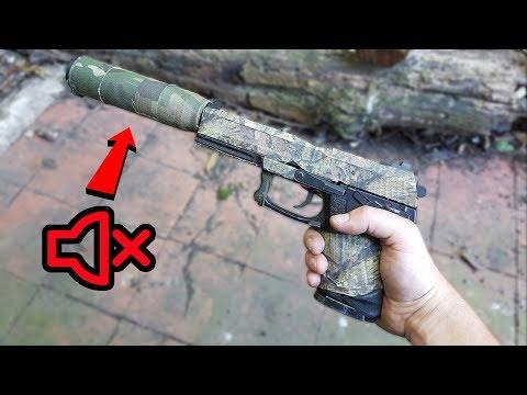 Enemies DON'T Hear This Pistol - Tokyo Marui Mk23