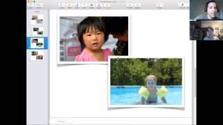 Видео тестового урока в скайп-школе GLASHA