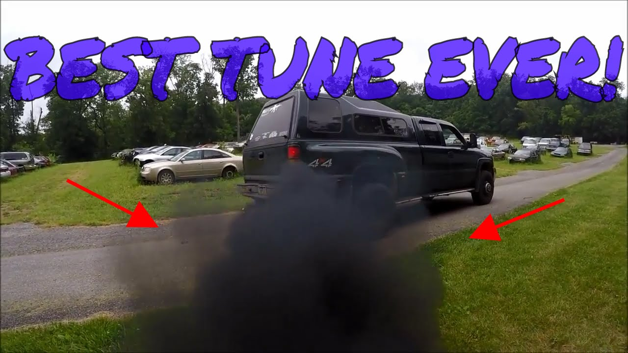How NOT To Tune Your Diesel DURAMAX!!!!