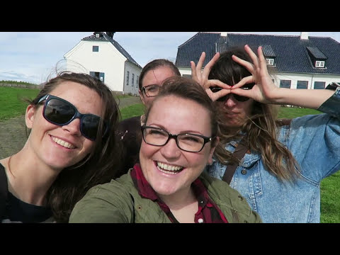 Living in Iceland - Week 24: Moss Photoshoot, Boat Trip to Viðey | Sonia Nicolson