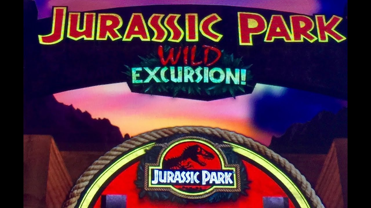 Jurassic Park Wild Excursion Slots - Play it Now for Free