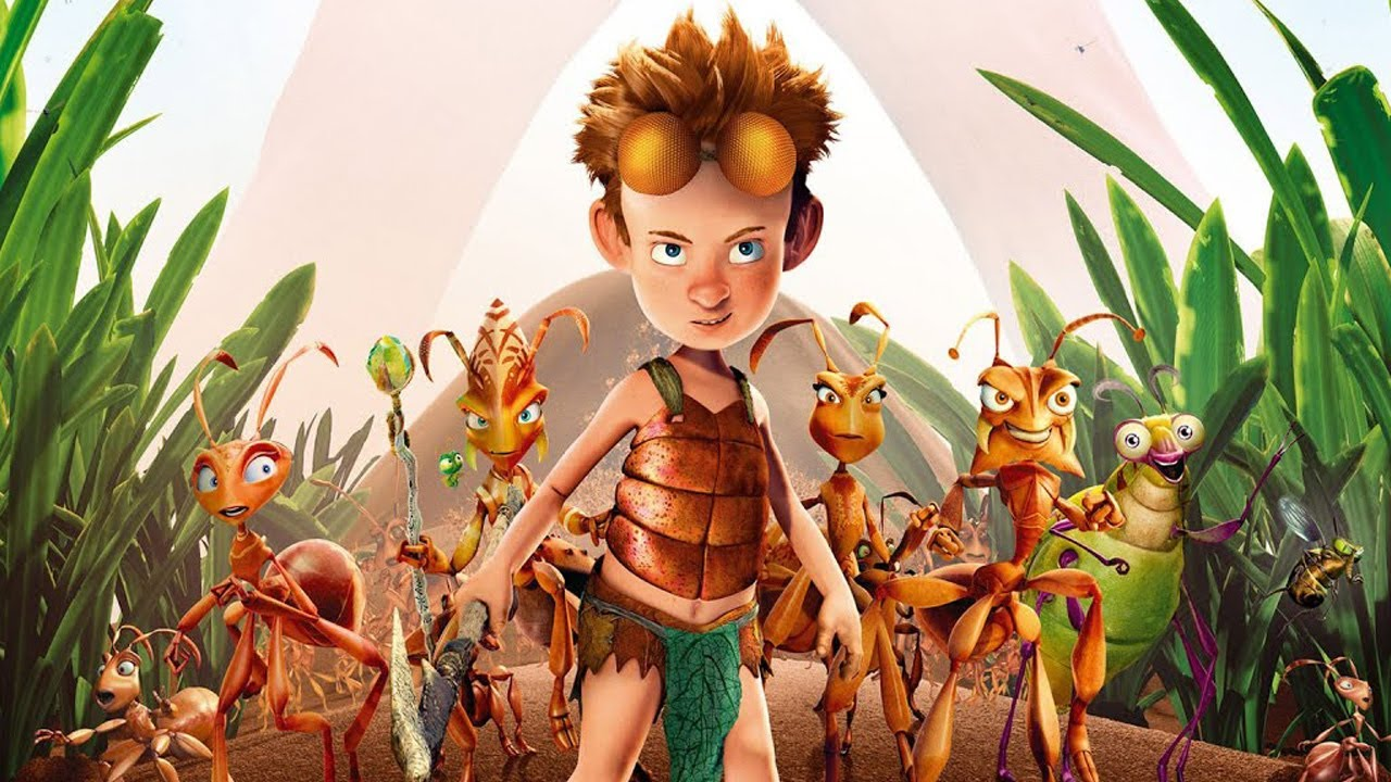 Download The Ant Bully Movie Story in Hindi   The Ant Bully 2006 Movie story Summarised in हिंदी / اردو