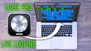 How to use logic pro x live looping