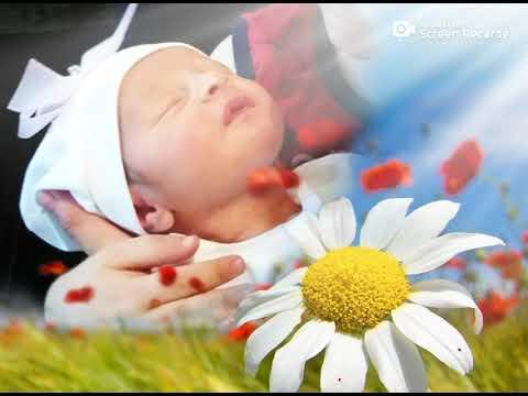 Bebeğimin Güzel Gözleri Varmış - Bebek Ninnisi - Kолыбельные - Ninniler - детская колыбельная
