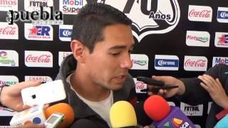 El Puebla saldrá con victoria ante Pumas: Oscar Rojas