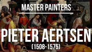 Pieter Aertsen (1508-1575) A collection of paintings & drawings 2K Ultra HD Silent Slideshow