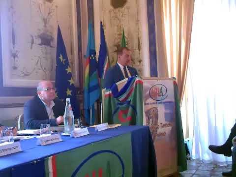 Relazione del Segretario Generale Uila Palermo, Giuseppe La Bua, al 6° Congresso Territoriale