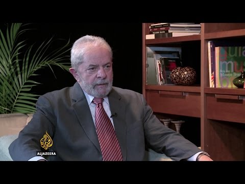 Talk to Al Jazeera - Lula da Silva: We will emerge from the