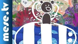 Kolompos együttes: Ekete pekete cukota pé (rajzfilm, gyerekdal)