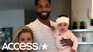 Khloé Kardashian Leaves Sweet Comment On Tristan Thompson's B-Day Tribute To His Son