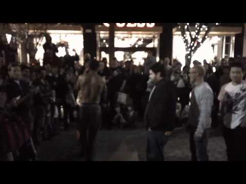 Candyman Show on 3rd Street Promenade