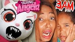 Ne JAMAIS appeler Talking ANGELA à 3 heures du matin le 01 juin 2020, VOUS ALLEZ COMPRENDRE !!