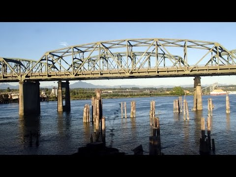 Portland Oregon-to-Vancouver BC by train-#4: Seattle-Everett-Mt.Vernon-Bellingham 2015-06-08