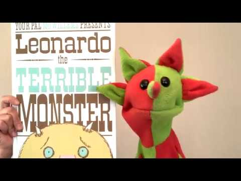 Leonardo The Terrible Monster (by Mo Willems)