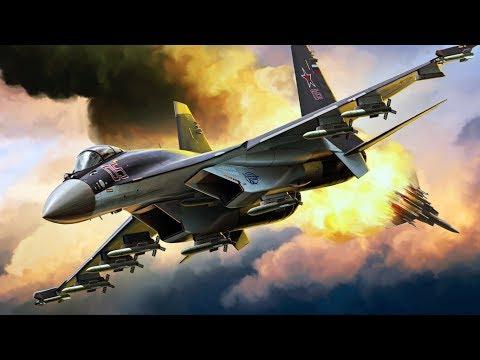 Russian fighters su-27, su-30MS, MiG-29, MiG-31