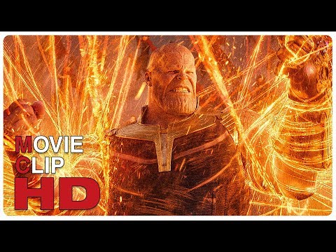 AVENGERS INFINITY WAR Best Scenes - Avengers Vs Thanos - All Fight Scenes (2018) Movie CLIP HD thumbnail