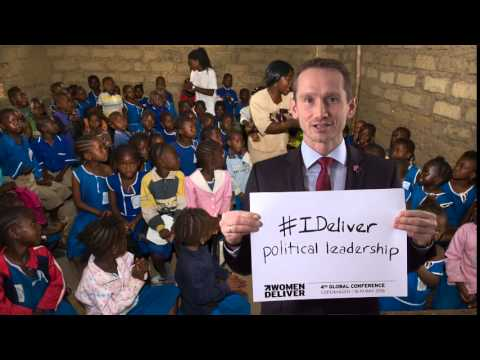 Kristian Jensen, Minister of Foreign Affairs - #IDeliver