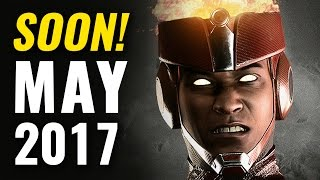 18 Upcoming Games of May 2017 | Switch, PC, PS4, Xbox One & Vita