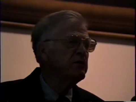 John N. Armor  - Lecture: Catalysis in a Hydrogen World  NAM  -1997
