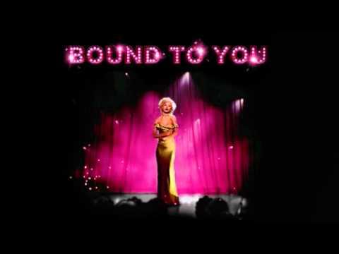 Christina Aguilera - Bound To You (Official Instrumental)