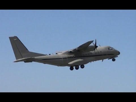 CASA CN-235-300 Takeoff