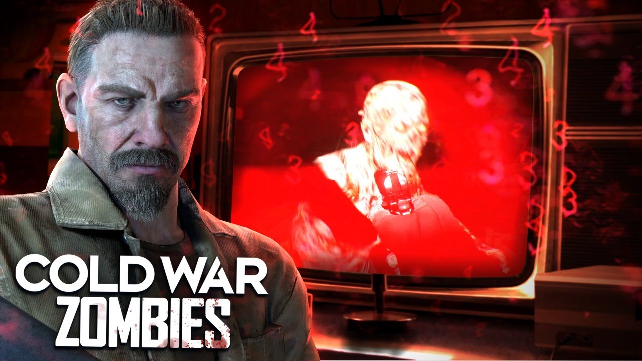 Black Ops Cold War Zombies Reveal Teaser Trailer Pawn Takes Pawn Dark Aether Marketing Event Today Youtube