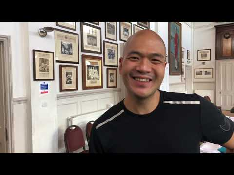 Jeremy's Testimonial After His 2 Hour Plus Raynor Massage In London.
