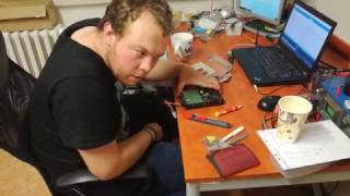 Studenti VUT opravují HDD 1TB