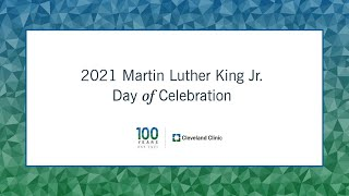 Join tom mihaljevic, md, cleveland clinic ceo and president, to honor the legacy of reverend dr. martin luther king jr. u.s. rep. marcia l. fudge, who re...
