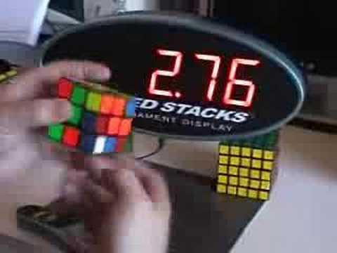 Example of a Rubik