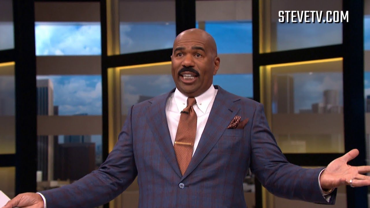 Steve harvey show dating profile