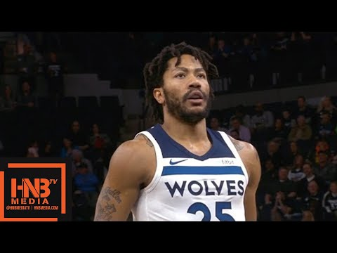 Minnesota Timberwolves vs Memphis Grizzlies Full Game Highlights / April 9 / 2017-18 NBA Season