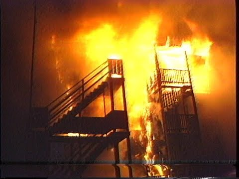 Sumner St East Boston 7 Alarm Fire