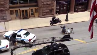 Dhoom 3 Bike Stunt by Aamir Khan - WOOOH!
